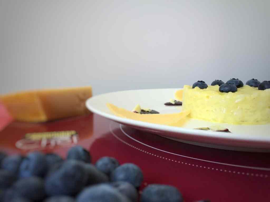 Ricetta: Risotto al cioccolato e parmigiano