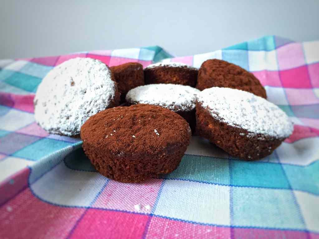 Ricetta: Tortini al cioccolato bianco