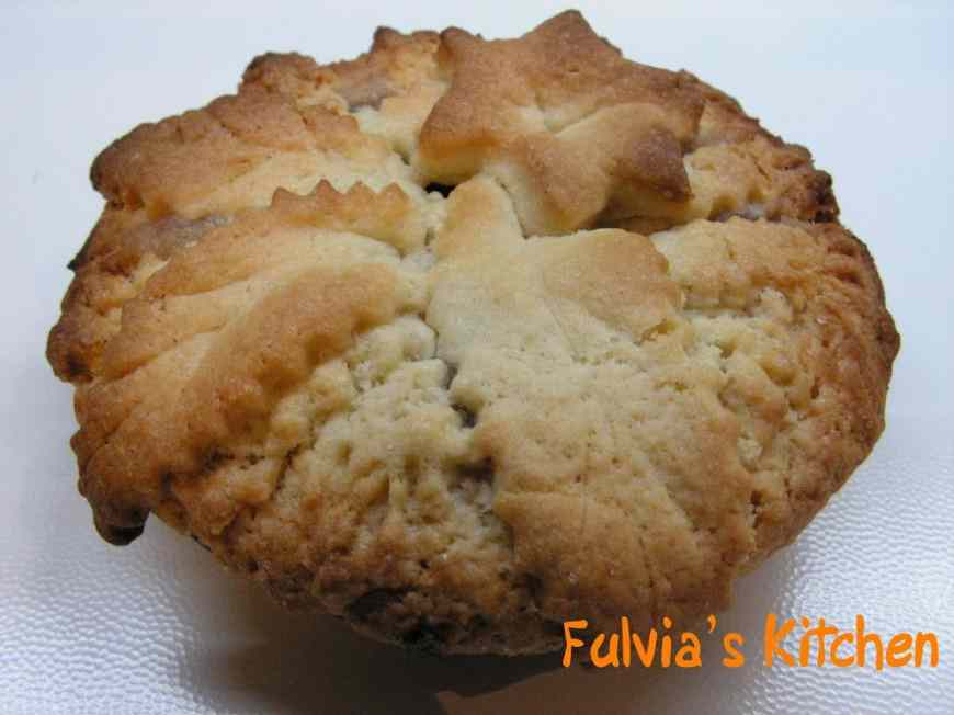 Ricetta: Mini crostata ai Marron Glaces