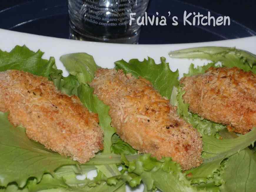 Ricetta: Crocchette di salmone al profumo di menta