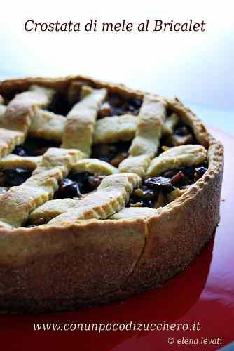 Ricetta: Crostata di mele al Bricalet