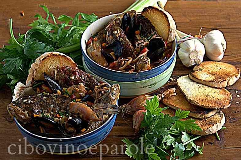Ricetta: Zuppa di pesce