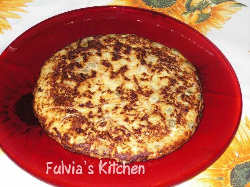 Ricetta: Frittata con favette e germogli di soia