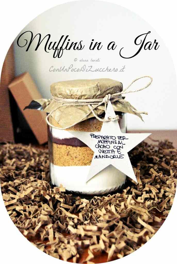 Ricetta: Preparato per muffin in barattolo