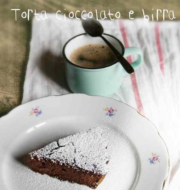 Ricetta: Torta cioccolato e birra