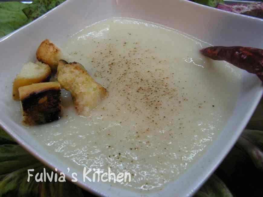 Ricetta: Crema di cavolfiore al curry