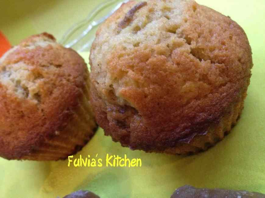 Ricetta: Muffin ai Marron Glaces e crema di marroni