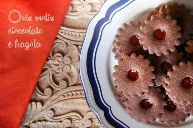 Ricetta: Ovis Molis cioccolato e fragola