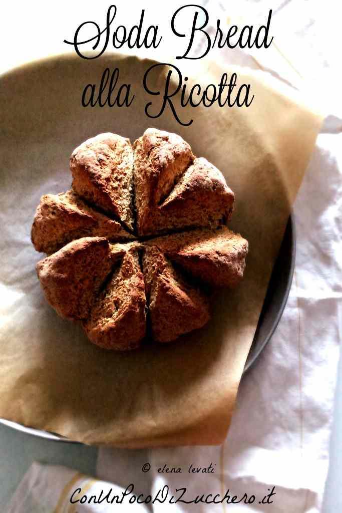 Ricetta: Soda bread alla ricotta