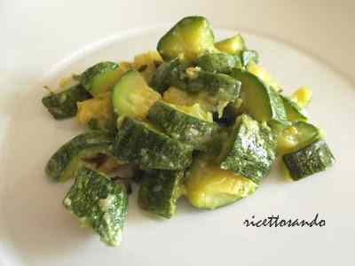 Ricetta: Zucchine saporite
