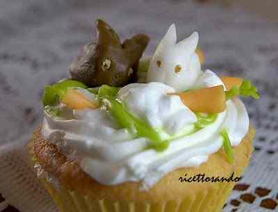Ricetta: Cupcakes e crema al burro