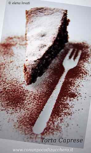 Ricetta: Torta caprese
