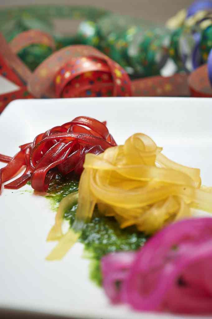 Ricetta: Spaghetti di carnevale