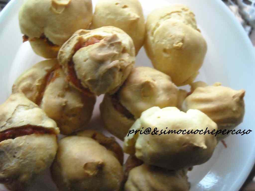 Bigne - ricetta senza glutine