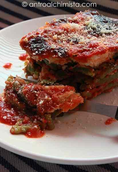 Spätzle Lasagna