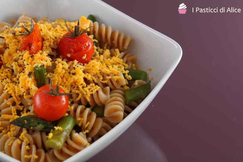Ricetta: Pasta asparagi e uova
