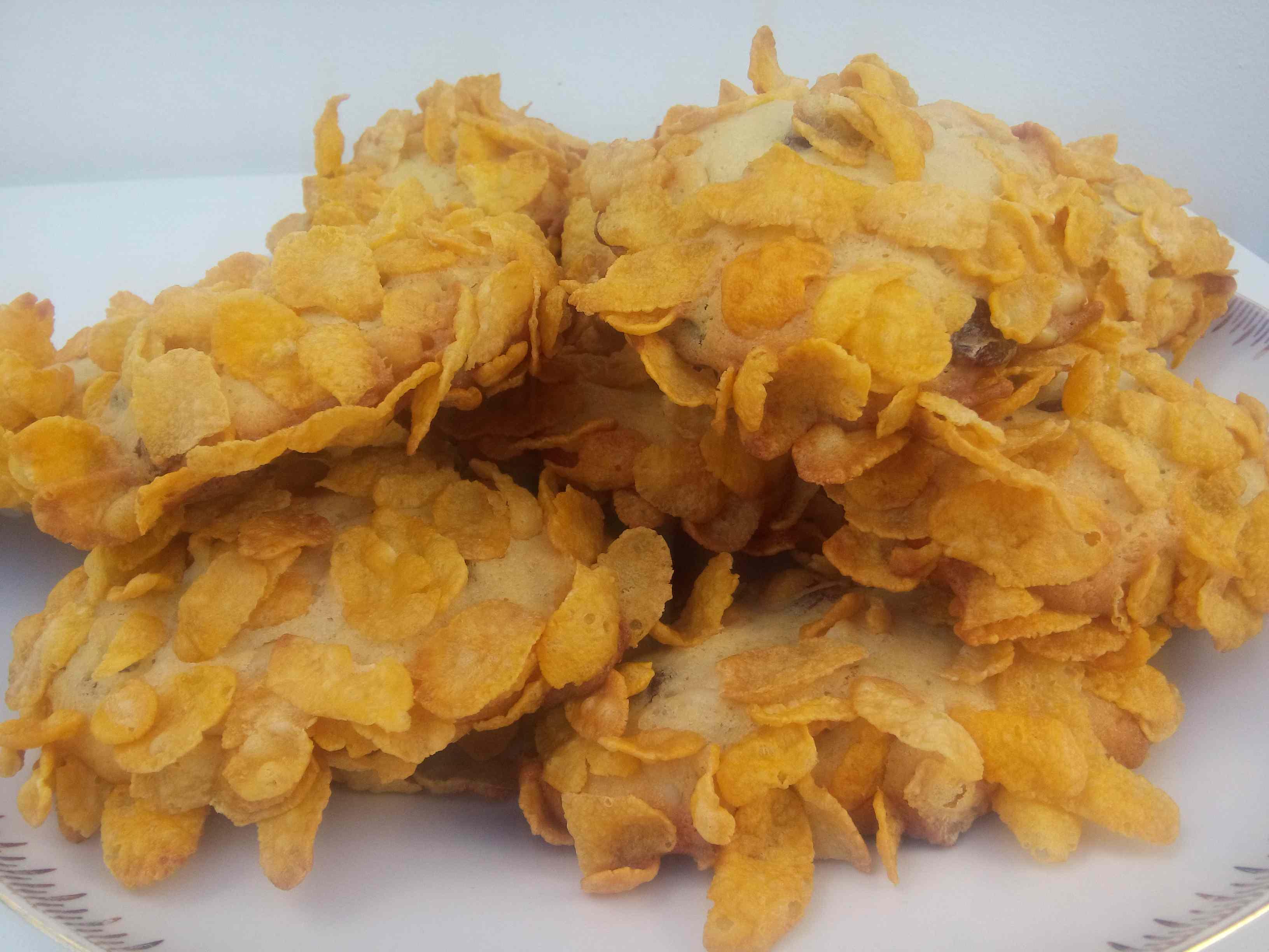 Ricetta: Biscotti ai corn flakes