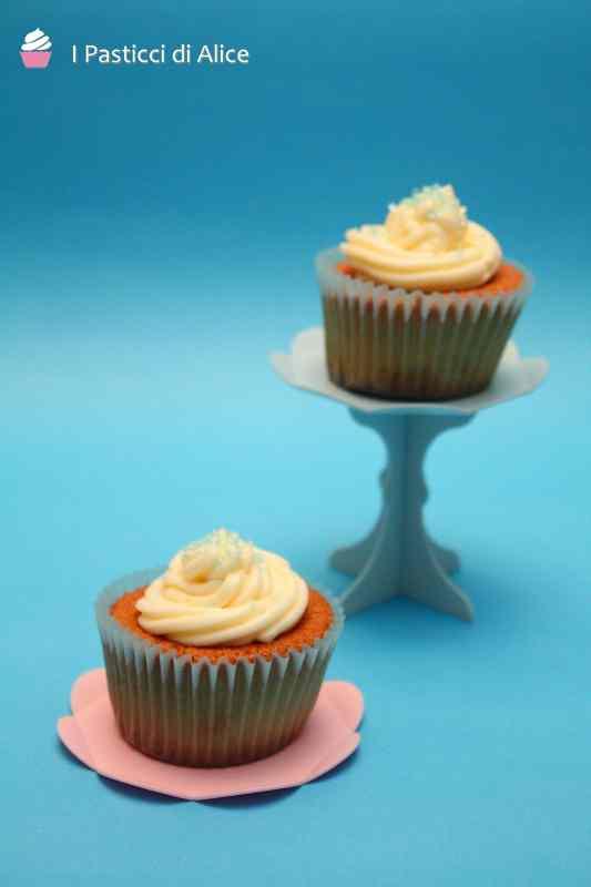 Ricetta: Cupcake extra white