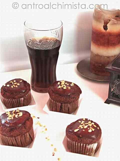 Ricetta: Muffins alla Coca Cola