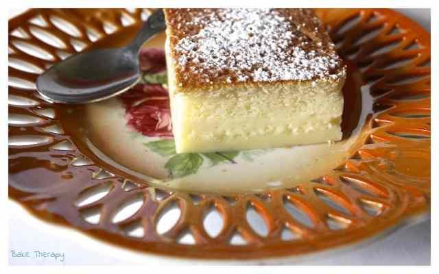 Ricetta: Torta magica