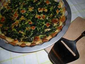 Ricetta: Torta rustica di spinaci