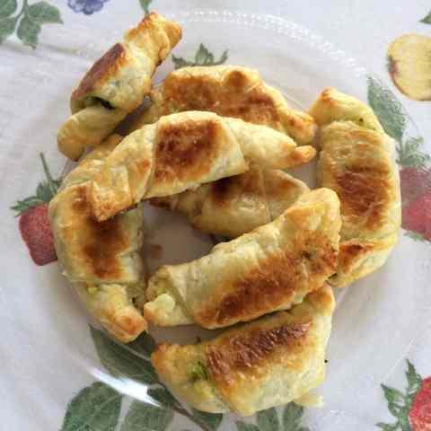 Ricetta: Mini brioches salate