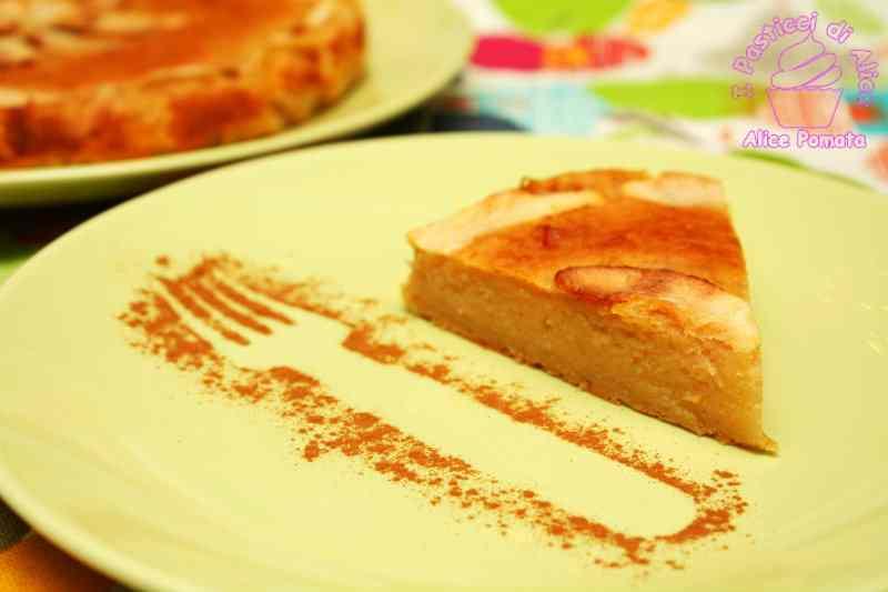 Ricetta: Torta di mele profumata
