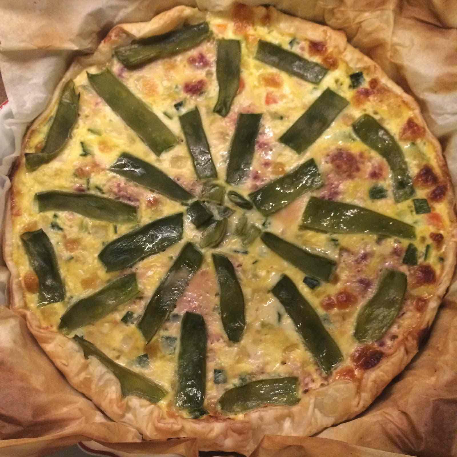 Ricetta: Torta salata fantasia