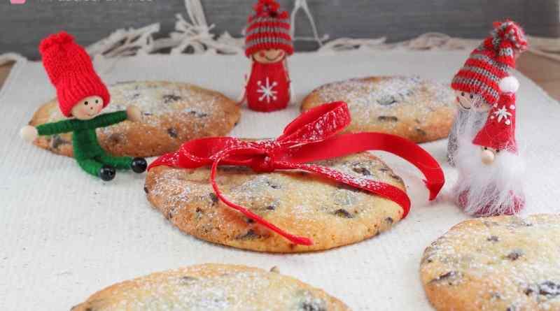 Ricetta: Cookies amarene e cioccolato