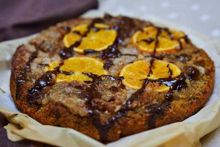 Ricetta: Torta all'arancia caramellata