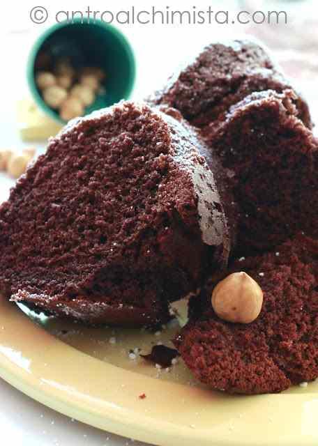 Ricetta: Ciambella al Cacao
