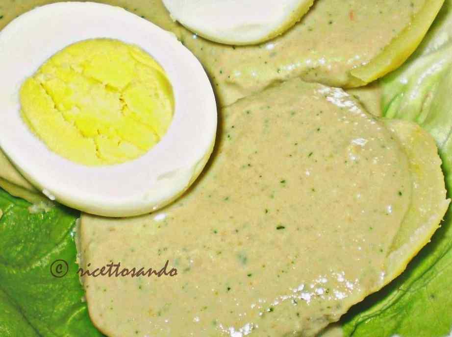 Ricetta: Salsa piccante peruviana