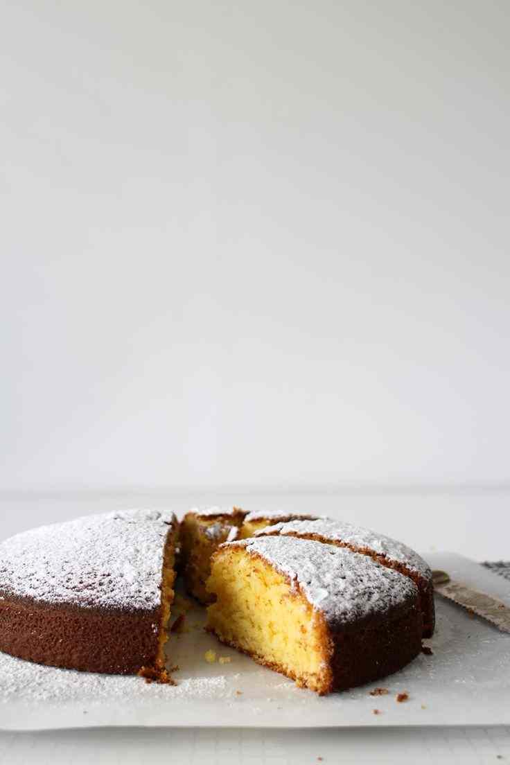 Ricetta: Classica torta alla vaniglia / classic vanilla cake recipe