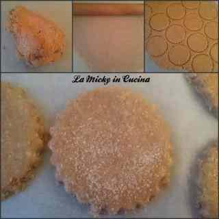 Ricetta: Biscotti integrali al miele senza uova e burro