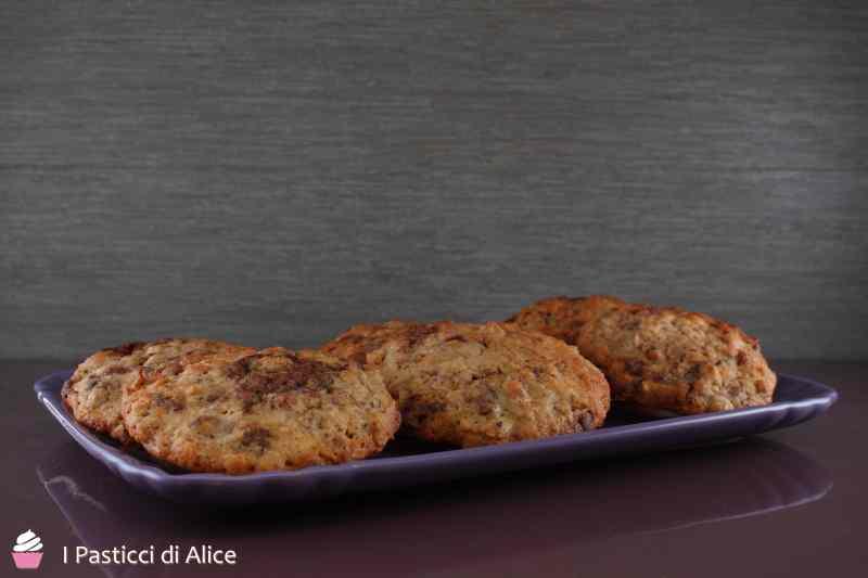 Ricetta: Cookies con albumi