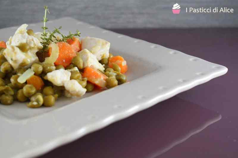 Ricetta: Bocconcini di pollo con verdure
