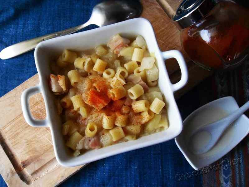 Ricetta: Minestrone con verza e patate