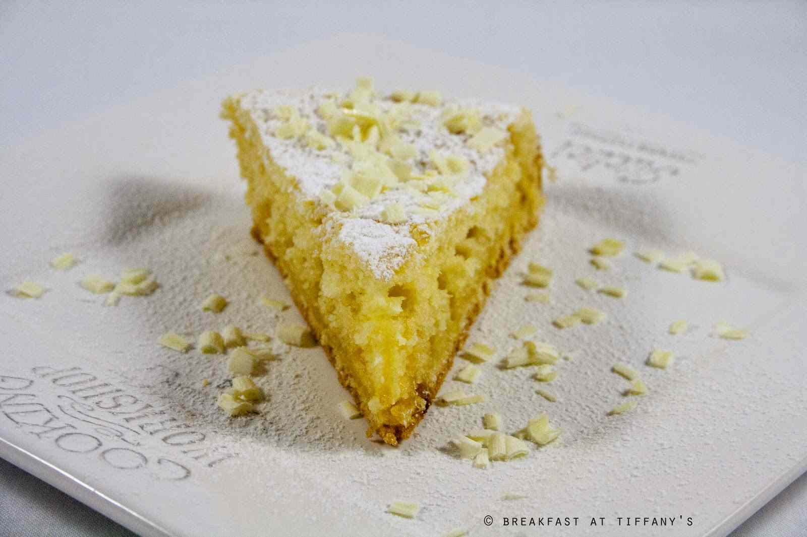 Ricetta: Torta all\'acqua / water cake recipe