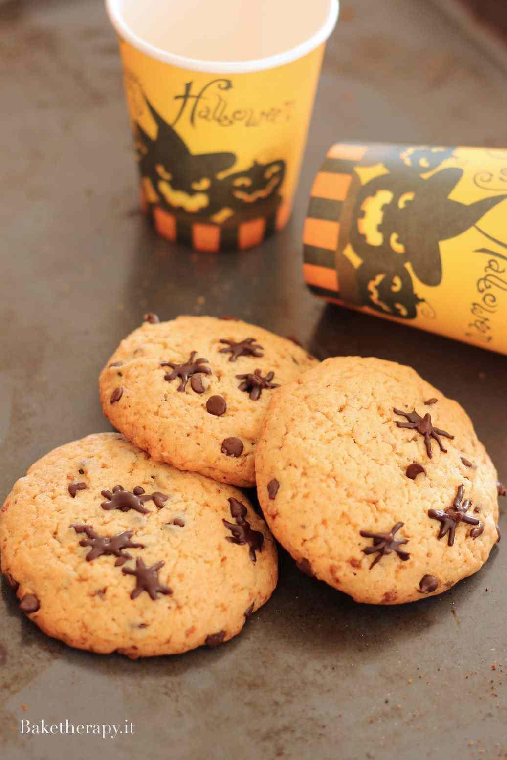 Ricetta: Halloween cookies senza burro