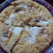 Ricetta: Focaccia di kamut ai 4 formaggi