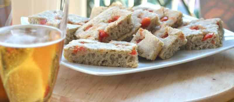 Ricetta: Focaccia con grano saraceno e semola