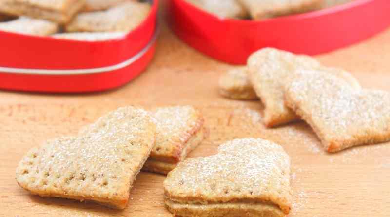 Ricetta: Biscotti alla nocciola veloci