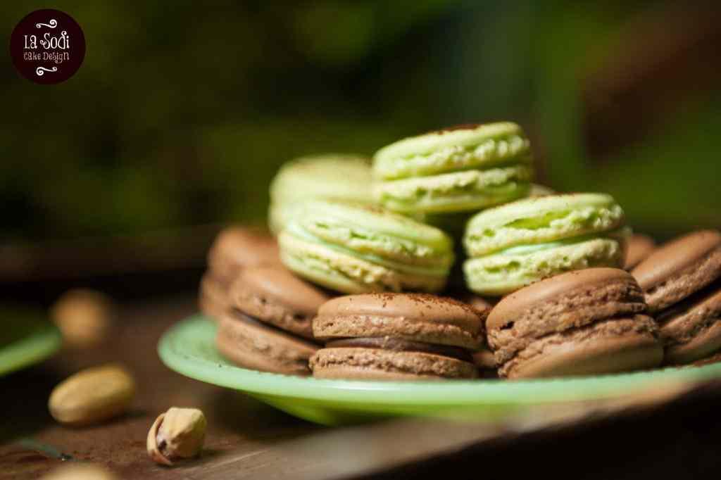 Macarons al cioccolato: un dolcetto tira l?altro!