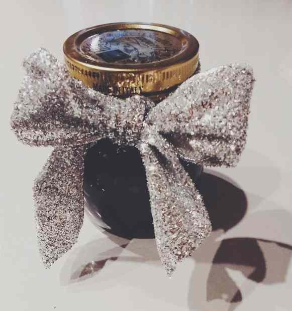 Happiness in a jar... la felicità in vasetto con la crema di cioccolato e nocciole