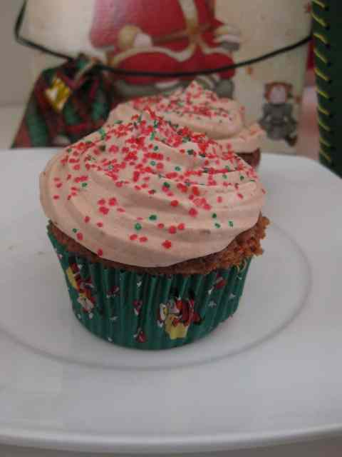 Ricetta: Merry christmas cupcakes