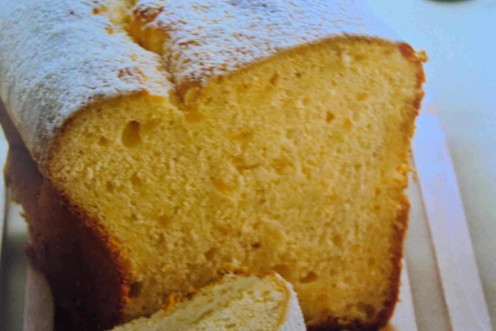 Ricetta: Plumcake al limone con farina di riso