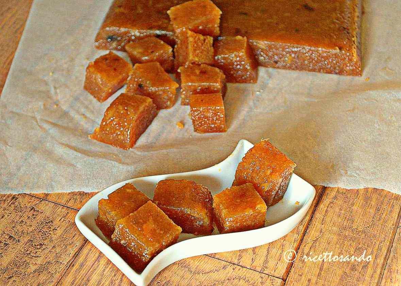 Ricetta: Marmellata di mele cotogne