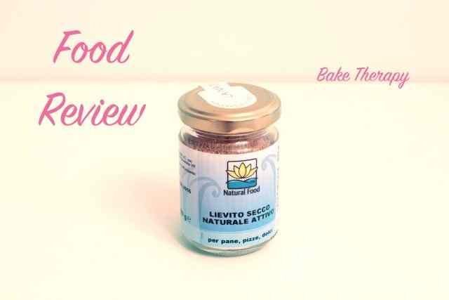 Ricetta: Food review - lievito secco naturale attivo