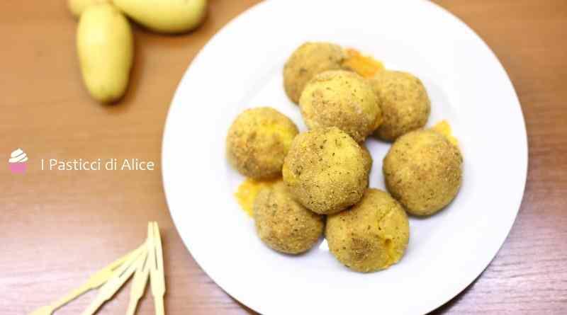 Ricetta: Soft potato croquettes