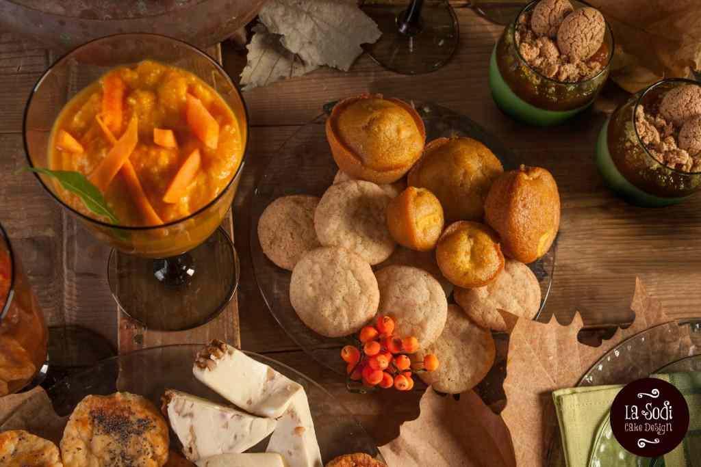 Muffins zucca e mela: soffici da paura!